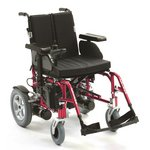more details on Energi 20 Power Wheelchair - Red.