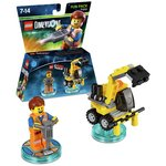 more details on LEGO Dimensions: Emmet Fun Pack.
