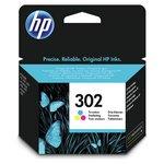 more details on HP 302 Tri Colour Original Ink Cartridge (F6U65AE).