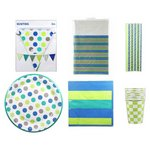 more details on Boys' Table Fun Party Pack for 8 Guests.