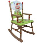 more details on Fantasy Fields Knights and Dragons Rocking Chair.