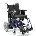 more details on Energi 18 Power Wheelchair - Blue.
