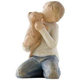 Willow Tree Kindness Boy Figurine.