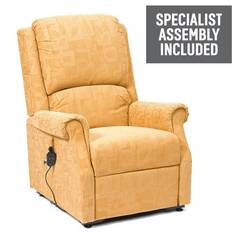 Chicago Riser Recliner Chair with Single Motor - Gold