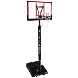 Sure Shot Basketball Game Unit with Acrylic Backboard.