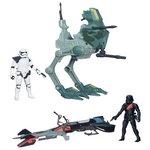 more details on Star Wars: The Force Awakens 3.75 inch Walker/Speeder Asst.
