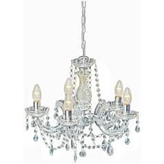 Results for chandelier argos home inspire 5 light chandelier clear aloadofball
