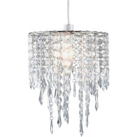 Argos Home Beaded Light Shade - Clear