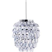 Argos Home Pineapple Shape Pendant Shade - Clear