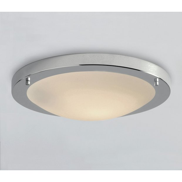 Ceiling Lights Argos: ... more details on Collection Energy Saving Bathroom Flush Ceiling Light -Chrome,Lighting