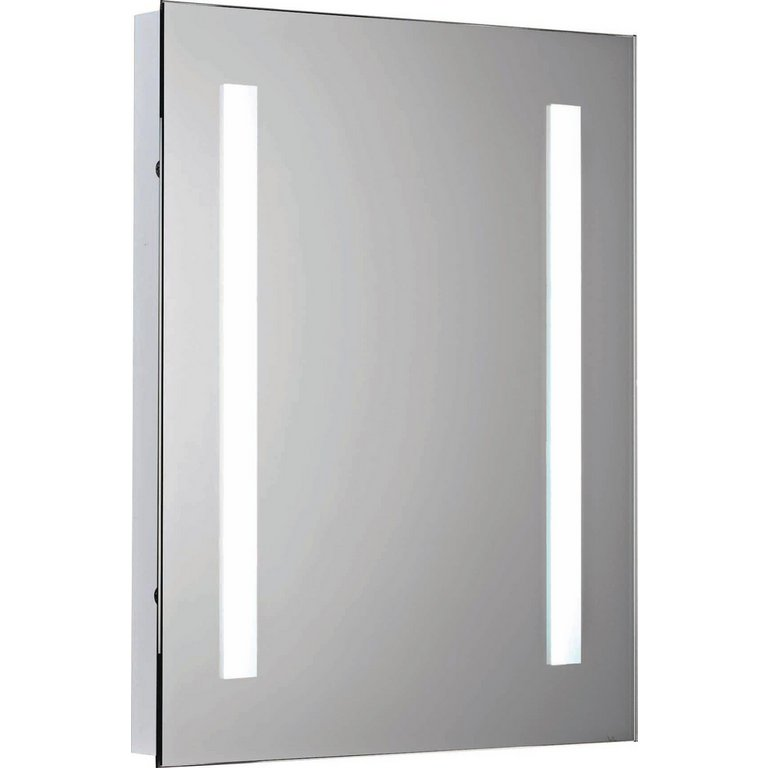 shop bathroom mirrors buy collection bathroom mirror with shaver point at argos 14395