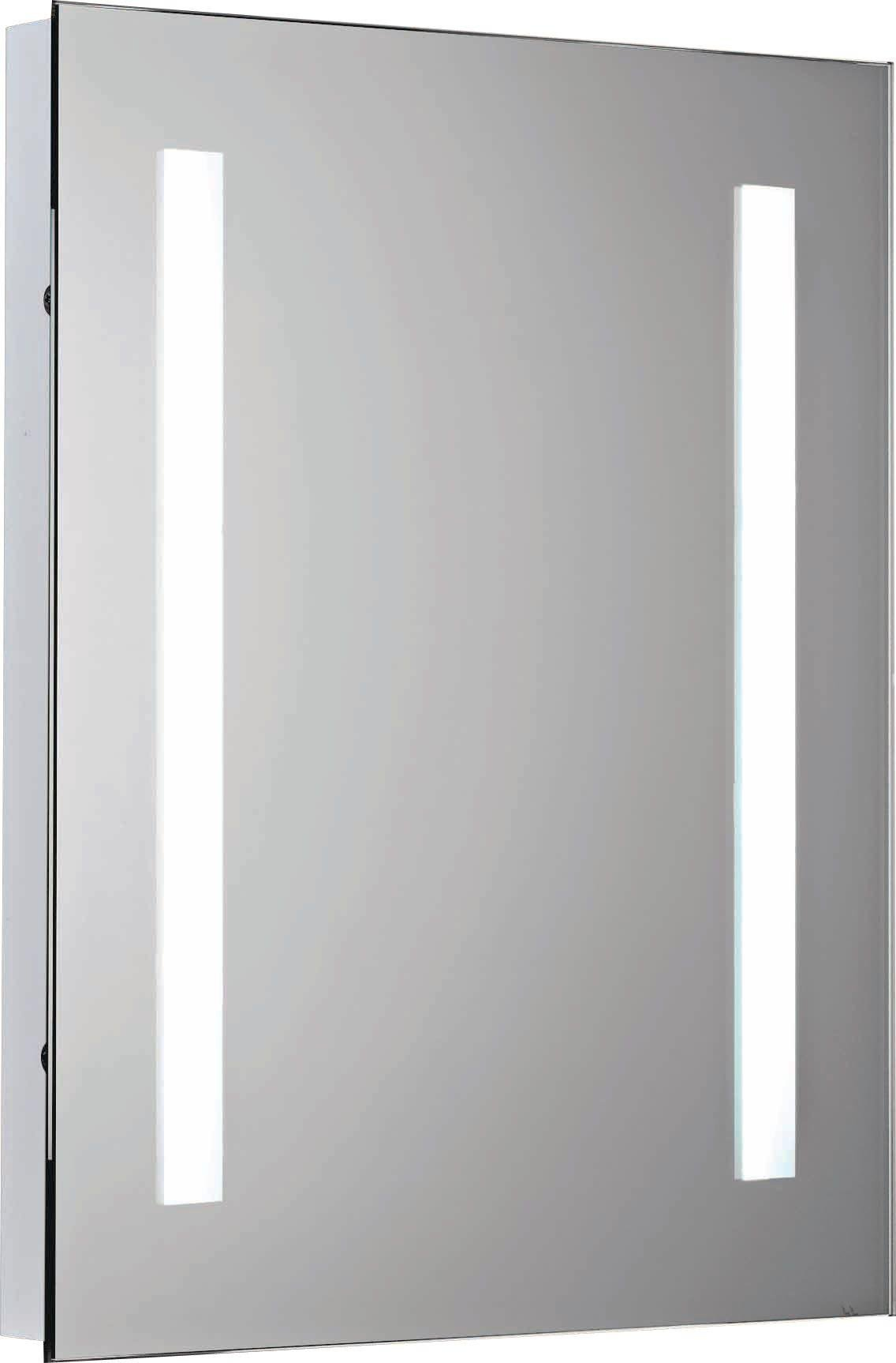 buy collection bathroom mirror with shaver point at argoscouk your