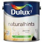 more details on Dulux Silk Paint 2.5L - Jasmine White.