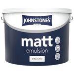 more details on Johnstone's Brilliant White Vinyl Matt Emulsion 10L.