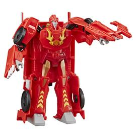 Transformers Cyberverse Ultra Hot Rod Figure