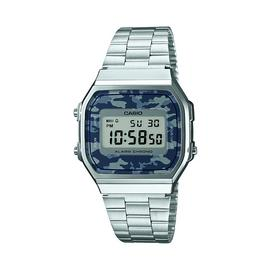 Casio Silver Base Metal Bracelet Strap Watch