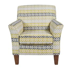 Argos Home Aspen Holly Fabric Accent Chair