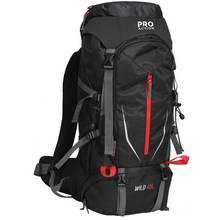 ProAction Wild 45L Backpack - Black