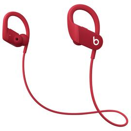 Beats by Dre Powerbeats High Performance Headphones - Red