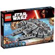 more details on LEGO Star Wars: The Force Awakens Millennium Falcon 75105.