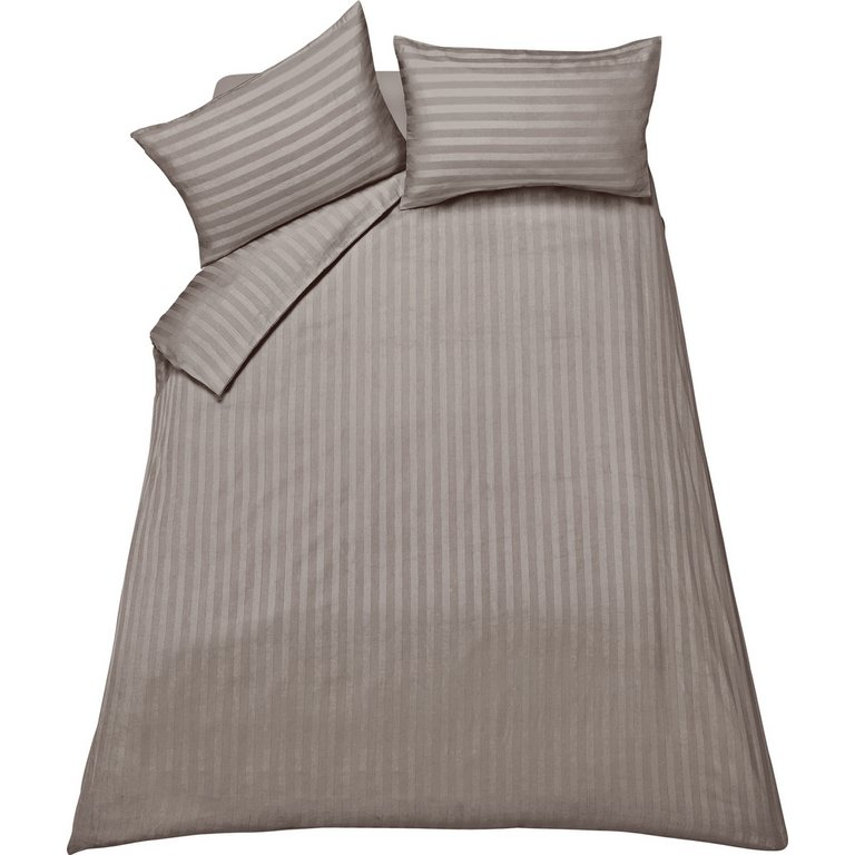 Buy Collection Bella Sateen Mocha Bedding Set Superking