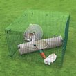 more details on Deluxe Small Animal Play Pen with Net.