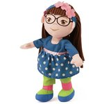 more details on Bayer 30cm Rag Doll - Blue and Green.