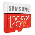 more details on Samsung 128GB Evo Plus SD Flash Card Adaptor