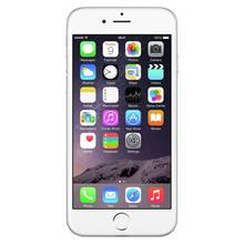 Sim Free Apple iPhone 6 128GB Mobile Phone - Silver