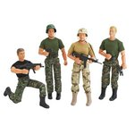 more details on Chad Valley Military Action Figure Assortment.