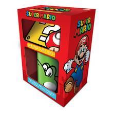 Super Mario Yoshi Mug Gift Set
