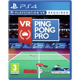 VR Ping Pong Pro PS VR Pre-Order Game (PS4)