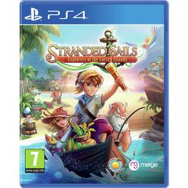 Stranded Sails: Explorers PS4 Pre-Order Game
