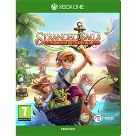 Stranded Sails: Explorers Xbox One Pre-Order Game