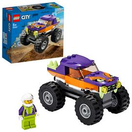 LEGO City Great Vehicles Monster Truck Toy - 60251