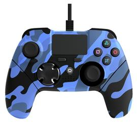 Mayhem MK1 PS4 Controller - Blue Camo