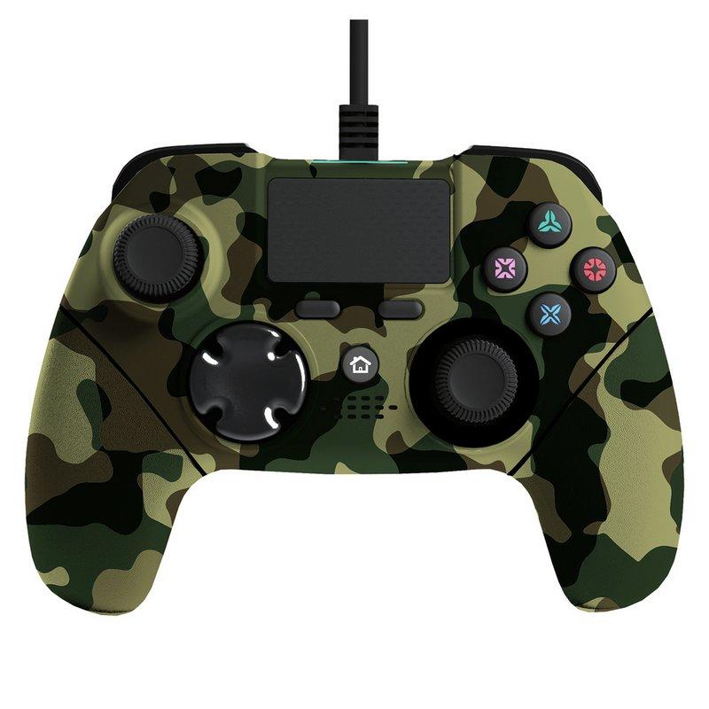 CCUK Mayhem MK1 PS4 Controller - Green Camo Pre-Order from Argos