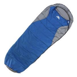 Trespass 300GSM Extra Wide Mummy Sleeping Bag