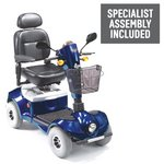 more details on Regatta Mobility Scooter Class 3 - Blue.