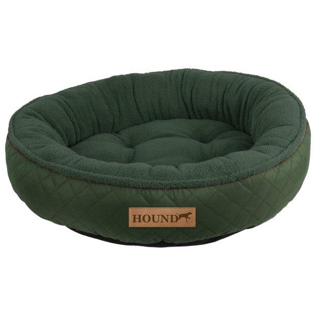 Donut Large Dog Bed Argos