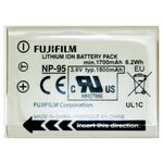 more details on Fujifilm NP 95 Lithium Ion Rechargeable Battery.