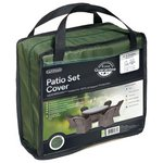 more details on Gardman 6 to 8 Seater Round Patio Set Cover - Greens.
