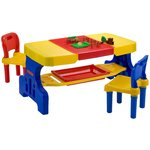 more details on Liberty House Toys Picnic Table and Chair Set.