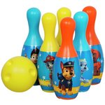 more details on Paw Patrol Bowling Set.