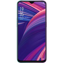 SIM Free OPPO RX17 Pro 128GB Mobile Phone - Blue