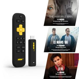 NOW TV Smart Stick with 3 month Sky Cinema Pass
