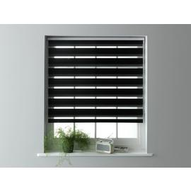 Argos Home Day and Night Roller Blind - Black
