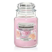 Home Inspiration Large Jar Candle - Sugared Blossom