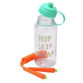 Drinks Bottle with Skipping Rope