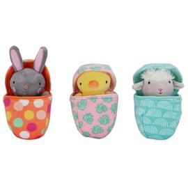 Soft Toy Egg Surprise